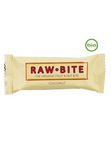 BARRITAS COCO 50GR BIO - RAW BITE - 5712840020036