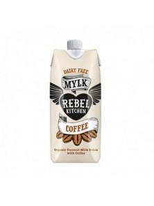 BEBIDA DE COCO CON CAFE 330ML BIO - REBEL KITCHEN - 5060376690545