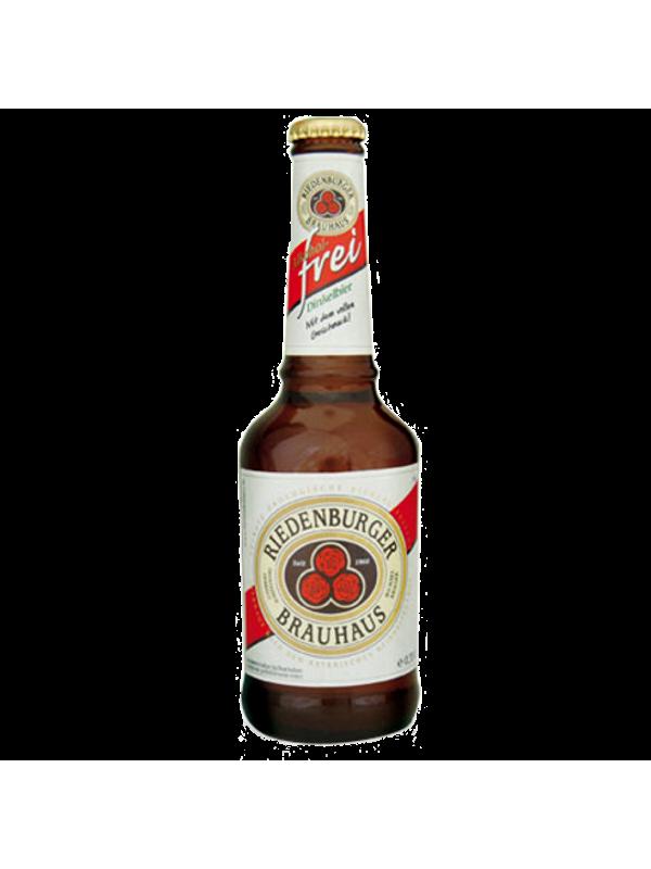 CERVEZA DE ESPELTA SIN ALCOHOL 33CL BIO - RIEDENBURGER - 4027013283288
