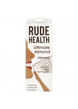 BEBIDA DE ALMENDRAS ULTIMATE ALMOND 1L BIO - RUDE HEALTH - 5060120283061