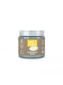 BALSAMO DESODORANTE NATURAL AMBAR - SANDALO 60GR - SALT OF THE EARTH - 5025452000823