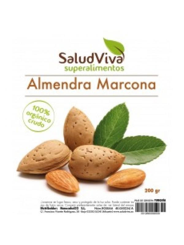 ALMENDRA MARCONA 200GR BIO - SALUD VIVA - 0012660000009