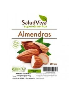 ALMENDRA 200GR - SALUD VIVA - 0000820000006