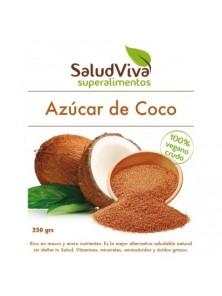 AZUCAR DE COCO 250GR BIO - SALUD VIVA - 0000670000003