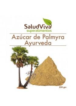 AZUCAR DE PALMYRA 250GR BIO - SALUD VIVA - 002060000006