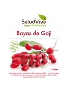 BAYAS DE GOJI 250GR BIO - SALUD VIVA - 0001780000006