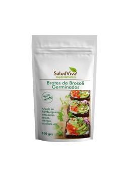 BROTES DE BROCOLI GERMINADOS 100GR - SALUD VIVA - 021270000002
