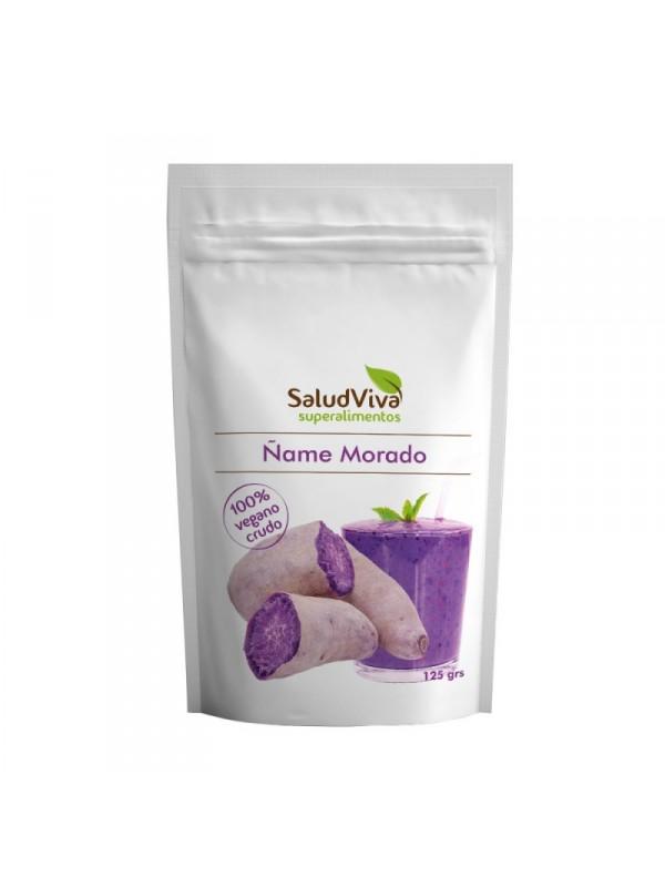 ÑAME MORADO 125GR - SALUD VIVA - 021550000005