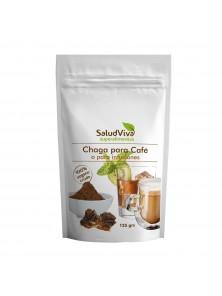 CHAGA PARA CAFE O INFUSIONES 125GR BIO - SALUD VIVA - 022370000008