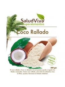 COCO RALLADO 300GR BIO - SALUD VIVA - 0001190000009