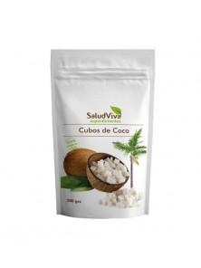 CUBOS DE COCO 200GR BIO - SALUD VIVA - 016730000005