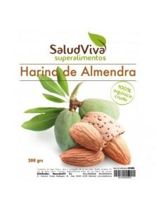HARINA DE ALMENDRAS 1KG - SALUD VIVA