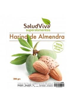 HARINA DE ALMENDRAS 200GR BIO - SALUD VIVA - 013630000005