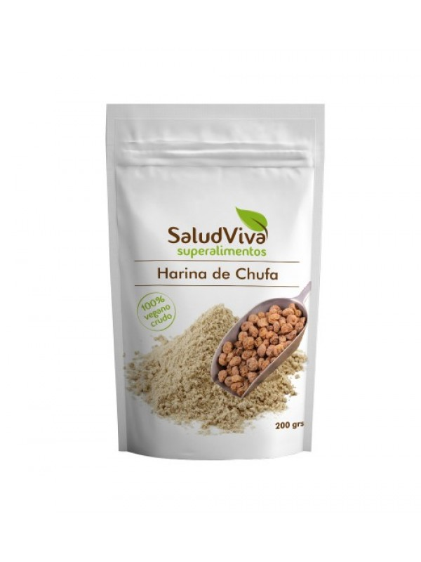 HARINA DE CHUFA 200GR BIO - SALUD VIVA - 015710000004
