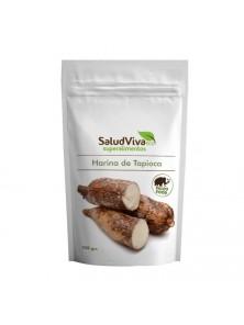 HARINA DE TAPIOCA 250GR - SALUD VIVA - 021800000007