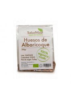 HUESOS DE ALBARICOQUE 200GR BIO - SALUD VIVA - 000810000009