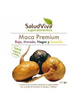 MACA PREMIUM 200GR BIO - SALUD VIVA - 0002020000008