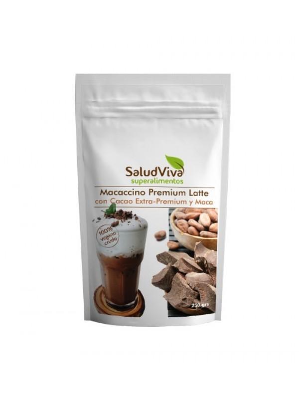 MACACCINO PREMIUM LATTE 250GR - SALUD VIVA - 018200000003
