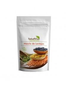 MEZCLA DE LENTEJAS 300GR BIO - SALUD VIVA - 016580000002