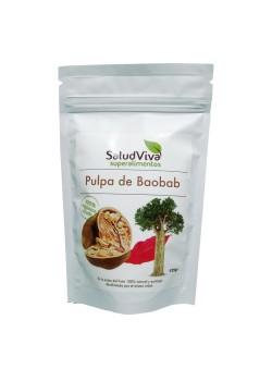 PULPA DE BAOBAB 125GRS BIO - SALUD VIVA - 001350000009