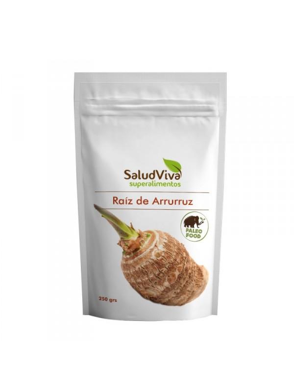 RAIZ DE ARROWROOT 250GR BIO - SALUD VIVA - 021810000004