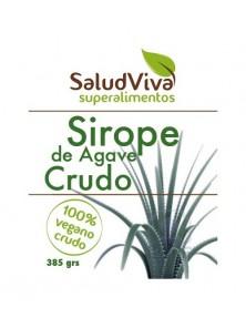 SIROPE DE AGAVE CRUDO 385GR BIO - SALUD VIVA - 001070000006