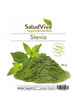 STEVIA 100GR BIO - SALUD VIVA - 0013600000004