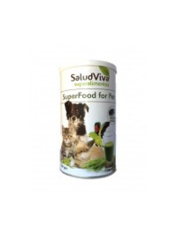 SUPERFOOD FOR PETS 200GR  - SALUD VIVA - 021820000001
