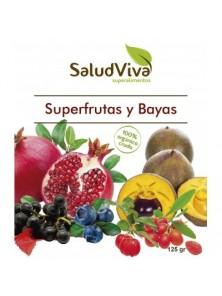 SUPERFRUTAS Y BAYAS 125GR BIO - SALUD VIVA - 014000000007