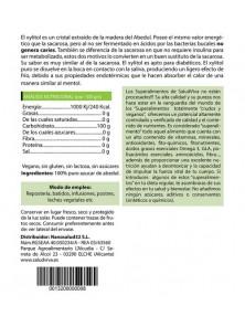 XYLITOL AZUCAR DE ABEDUL 1KG - SALUD VIVA