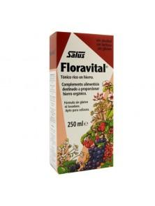 FLORAVITAL HIERRO 250ML - SALUS - 4004148017179