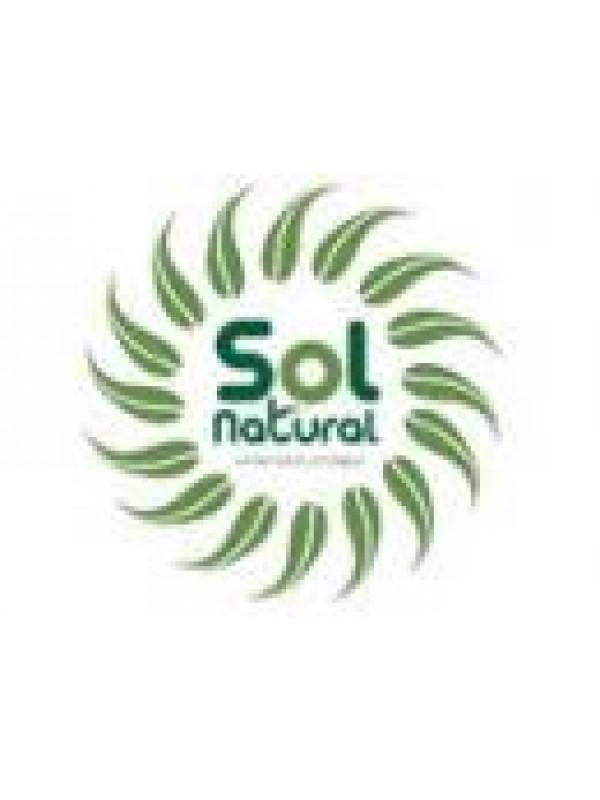 TALLARINES DE ESPELTA PAPRIKA 250GR BIO - SOL NATURAL - 8435037841319