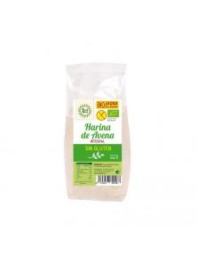 HARINA DE AVENA INTEGRAL SIN GLUTEN 500GR BIO - SOL NATURAL - 8435037800583