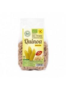 PENNE DE QUINOA CON LINO 250GR BIO - SOL NATURAL - 8435037841586