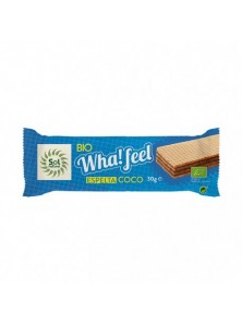 WHA FEEL ESPELTA COCO 30GR BIO - SOL NATURAL - 8435037807841