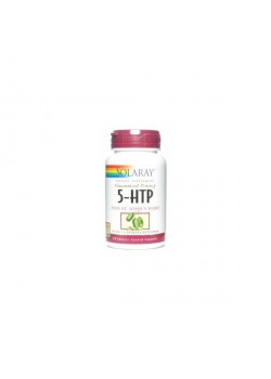 5-HTP HIPERICO 30 CAPSULAS - SOLARAY - 076280270785
