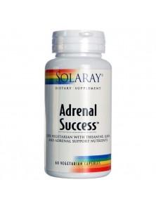 ADRENAL SUCCESS 60 CAPSULAS VEGETALES - SOLARAY - 076280865073