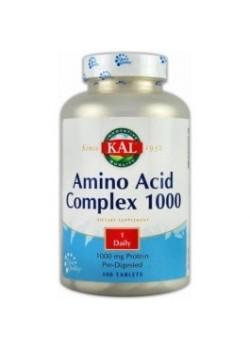 AMINO ACID COMPLEX 1000MG - KAL - 021245794011
