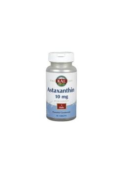 ASTAXANTHIN 10MG 60 CAPSULAS - KAL - 021245380481