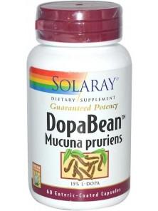 DOPABEAN (MUCURA PRURIENS) 60 CAPSULAS - SOLARAY - 076280444834