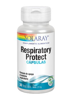 RESPIRATORY PROTECT 30 VEGICAP - SOLARAY - 076280928150