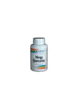 MEGA QUERCETIN 60 CAPSULAS - SOLARAY - 076280185379