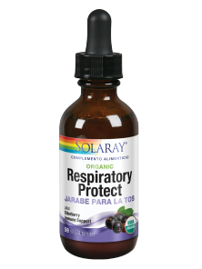 TOS ORGANIC RESPIRATORY PROTECT 59ML - SOLARAY - 076280839494