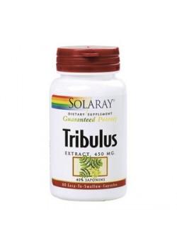 TRIBULUS 60 CAPSULAS - SOLARAY - 076280208887