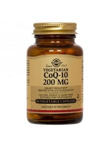 CO-ENZIMA Q10 200MG 30 CAPSULAS - SOLGAR - 033984009486