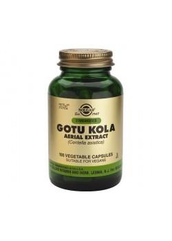 GOTU KOLA 'CENTELLA ASIATICA' 100 CAPSULAS - SOLGAR - 033984041653