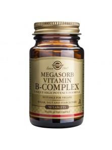 MEGASORB VITAMIN COMPLEX 100 CAPSULAR - SOLGAR - 033984017511