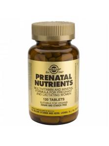 NUTRIENTES PRENATALES 120 COMPRIMIDOS - SOLGAR - 033984022720