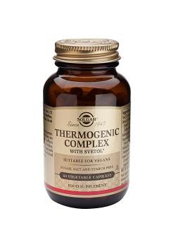THERMOGENIC COMPLEX 60 CAPSULAS - SOLGAR - 033984512856
