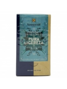 INFUSION HAPPINESS IS PURA LIGEREZA 30GR BIO - SONNENTOR - 9004145025820